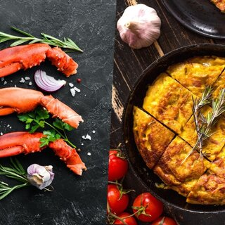 Receitas: Zillion Dollar Lobster Frittata: a receita da omelete mais cara do mundo