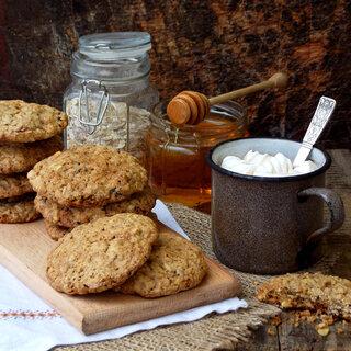Receitas: Biscoito de Aveia, Mel e Ameixa é super saboroso e saudável; veja a receita!