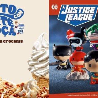 Restaurantes: De balde de sorvete à sobremesas com Leite Moça, Burger King anuncia novidades na rede