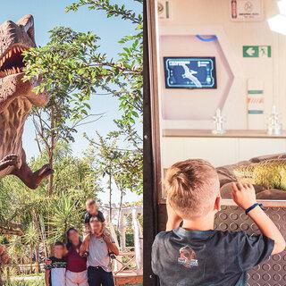 Viagens: Vale dos Dinossauros de Olímpia é opção de passeio próximo a São Paulo para toda a família