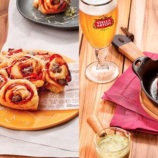 Restaurantes: Aperitivos feitos com cerveja Stella Artois chegam ao menu do Abbraccio; saiba tudo!