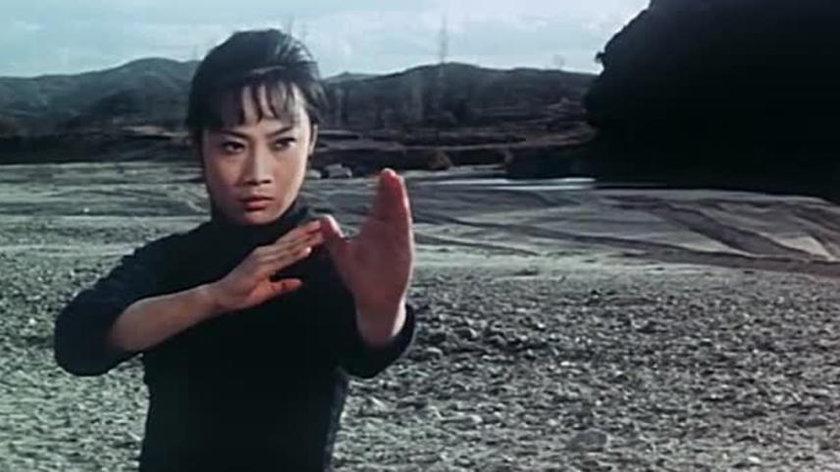 Angela Mao foi uma estrela do cinema de artes marciais nos anos 70