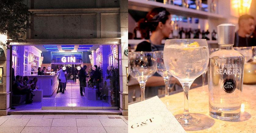 Bar Especializado Em Gin Abre As Portas No Jardins Em Sp