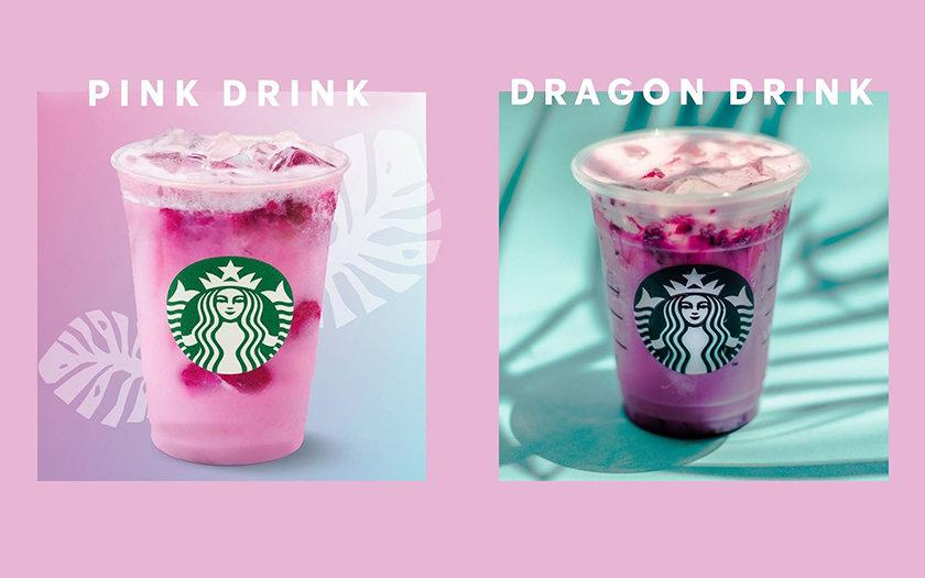 Verão na Starbucks: marca lança duas novas bebidas especiais super refrescantes
