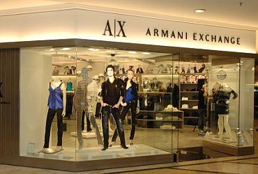 9c59e38c99c Lojas Armani Exchange - São Paulo - Guia da Semana