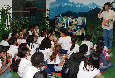 Sala de Leitura Augusto Ruchi