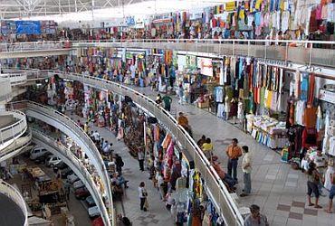Viagens: Mercado Central