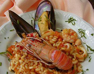 Restaurantes: Trattoria del Capitano