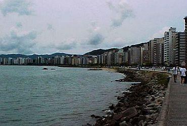 Na Cidade: Avenida Beira-Mar Norte