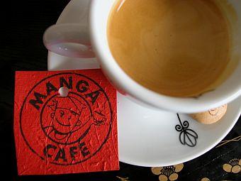 Mangá Café
