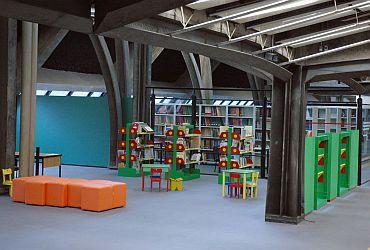 Sala de Leitura Infanto-Juvenil - Centro Cultural São Paulo