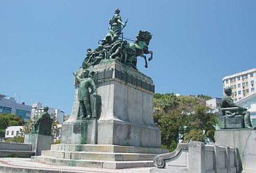 Monumento Triunfo da República - Niterói