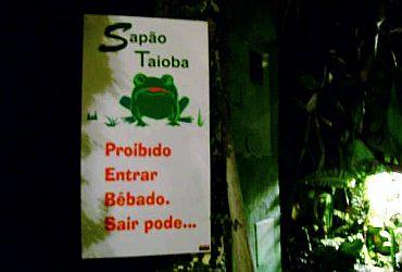 Sapão Taioba