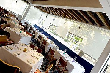 Restaurantes: Terrasse