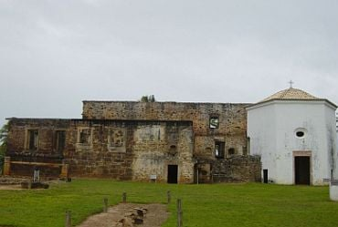 Castelo Garcia D´ Ávila