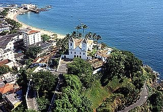 Viagens: Igreja Santo Antônio da Barra