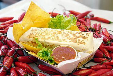 Califórnia Burritos