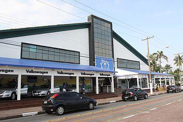 Casa Grande Boulevard Mall - Guarujá (Aberto somente no verão)