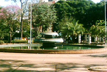 Praça Ary Coelho