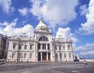 Na Cidade: Palácio Rio Branco