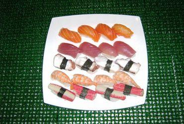 Pukurô Sushi Bar - Shopping Trindade