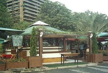 Quiosque Gôndola Caffé