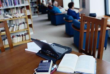 Biblioteca Juracy Magalhães Júnior - Itaparica