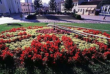 Na Cidade: Relógio das Flores