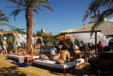 Praia Café de La Musique
