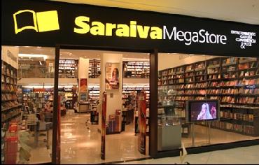 Livraria Saraiva Shopping Pátio Paulista