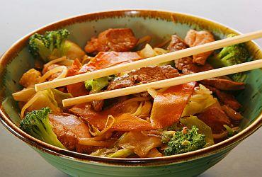 Restaurantes: Casa Oriental