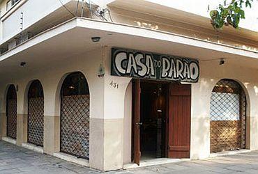 Casa do Barão Bar