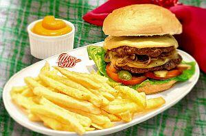 Memphis Original Burger