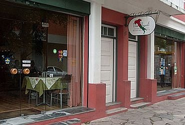 Restaurantes: Via Napoli