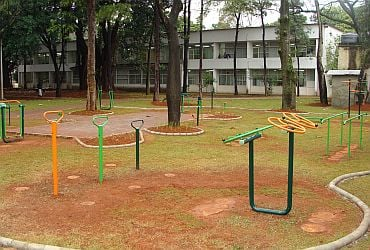 Playground da Longevidade