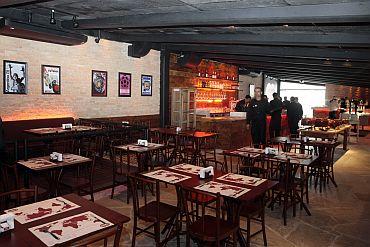 Restaurantes: Copa Gastronomia & Futebol