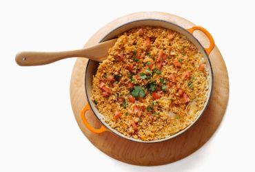 Curry Comida Indiana