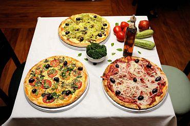 Bud Pizza Bar