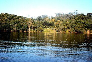 Na Cidade: Represa de Guarapiranga