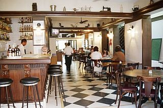 Restaurantes: Alferes