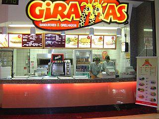 Giraffas - Ibirapuera