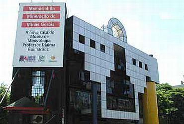 Museu de Mineralogia Professor Djalma Guimarães