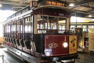 Museu do Transporte Público Gaetano Ferolla