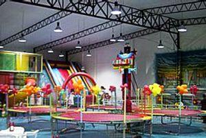 Brinca Mundi Parque Infantil
