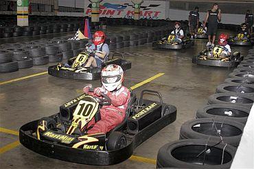 Point Kart Indoor