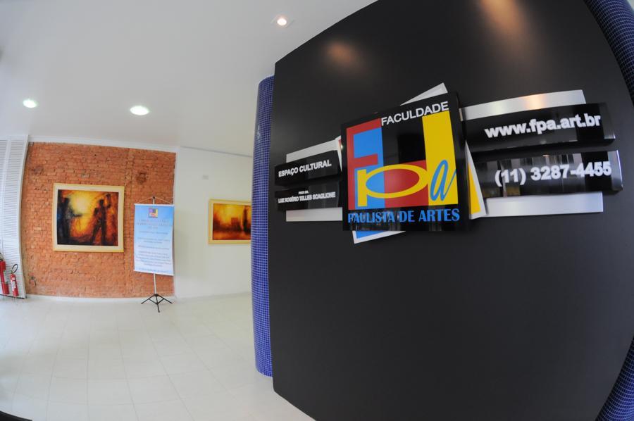 Espaço Cultural Professor Luiz Rogério Telles Scaglione da Faculdade Paulista de Artes