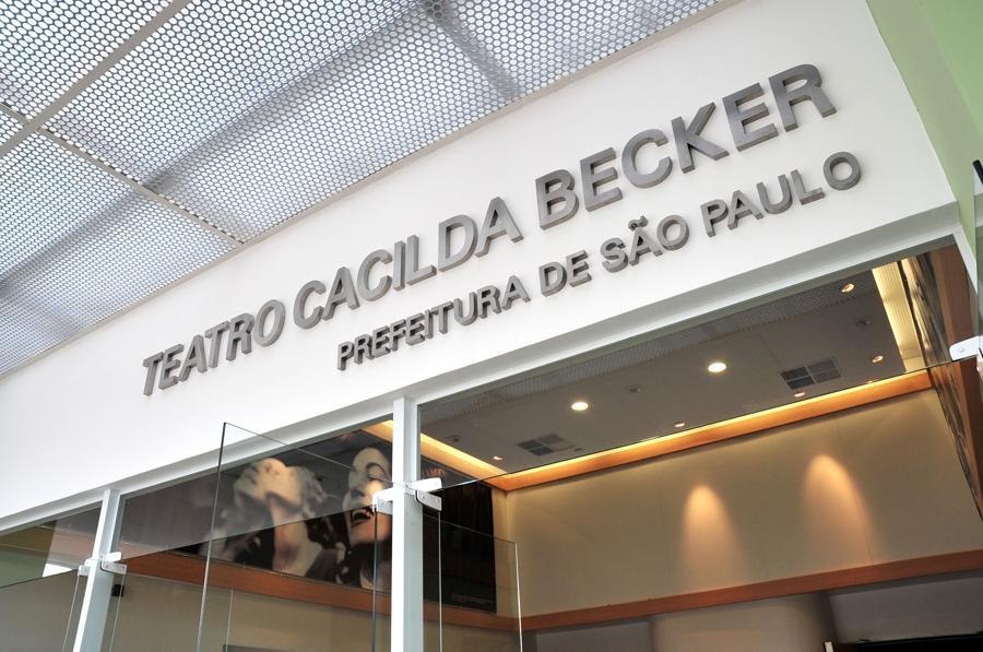 Teatro Cacilda Becker