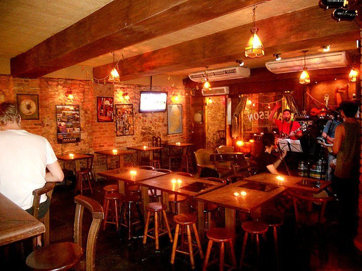 Bares (antigo): Lapa Irish Pub
