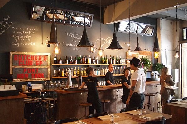 Restaurantes: Butcher's Market