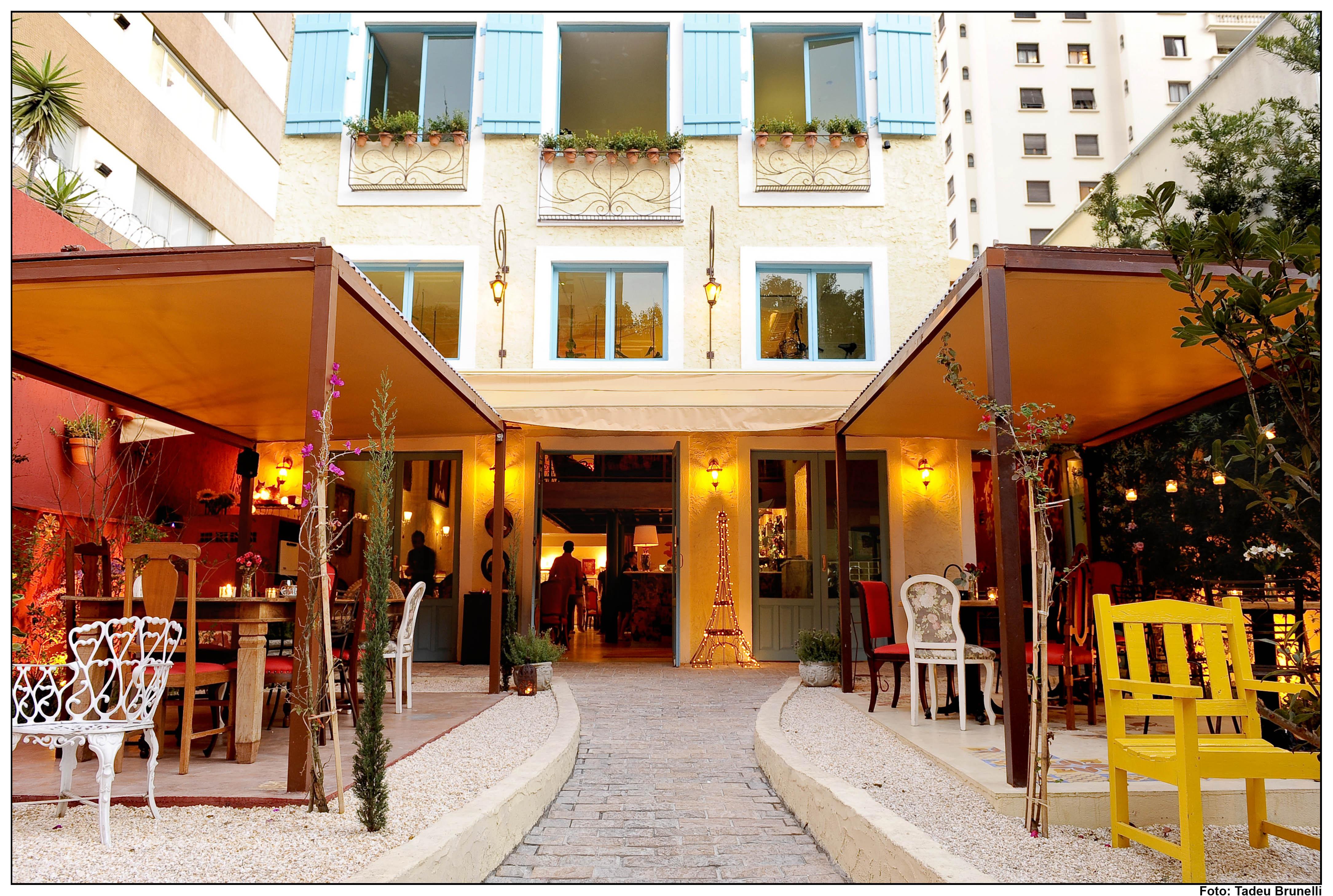 Restaurantes: Ruella Caffé & Bistrô